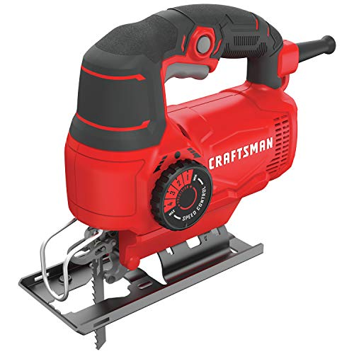 CRAFTSMAN Jig Saw, 5.0-Amp (CMES610)