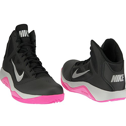 Nike BB Fusion 0 Negro II Dual 46 Color Size 1Erq1x