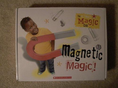 The Ultimate Magic Club Magnetic - Ultimate Magic Club Scholastic