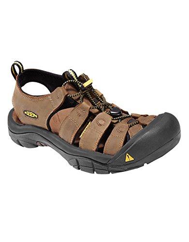 Keen ARROYO II 1226-GYTO - Zapatillas de deporte de cuero nobuck para hombre Marrón