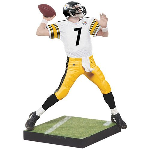McFarlane NFL Madden Ultimate Team Series 2 Ben Roethlisberger 7
