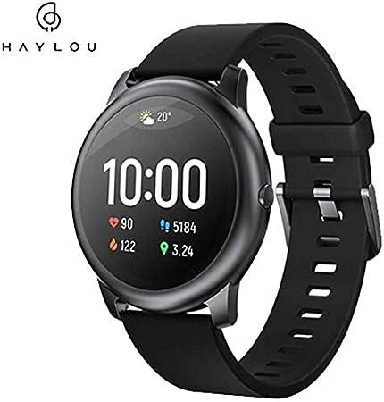 WARMTUYO Smartwatch,Reloj Inteligente con Pulsómetro,Cronómetros ...