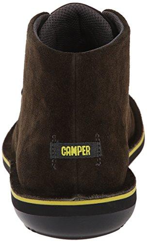 BOTIN CAMPER 36530-047 BEETLE VERDE marrón