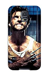 Hot JeremyRussellVargas Fashion Protective Wolverine Case Cover For Galaxy S5