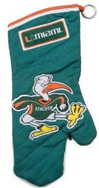 Miami Hurricanes Grill Glove - NCAA Licensed - Miami Hurricanes Collectibles ()