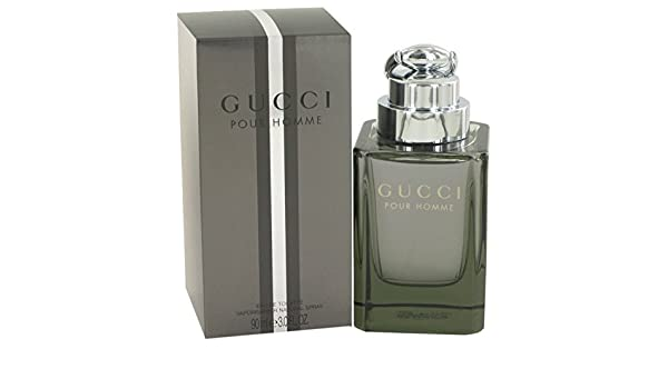 PARFUM PERFUME PARA HOMBRE GUCCI POUR HOMME BY 90 ML EDT 3,0 OZ 90ML EAU DE TOILETTE: Amazon.es: Electrónica