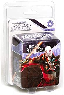 Asmodee Italia- Star Wars Assalto Imperial El Gran Inquisitor ...