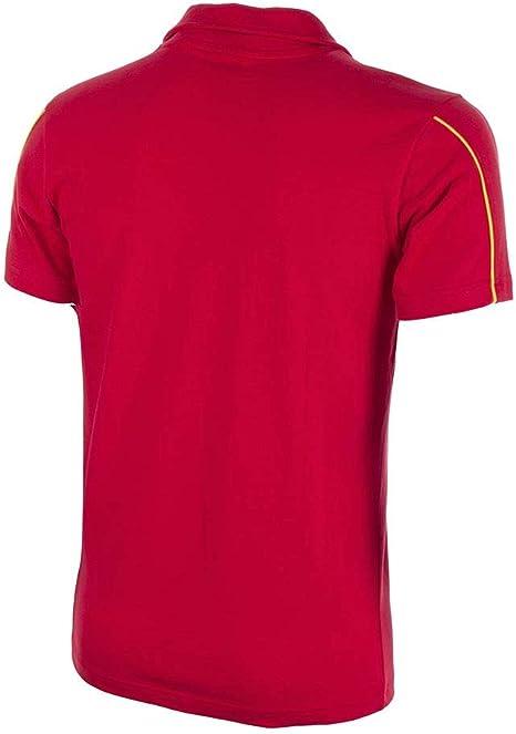 Copa Football - Camiseta Retro España años 1980 (XL): Amazon.es ...