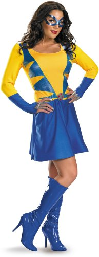 Wild Thing, Daughter of Wolverine Adult Costume - Medium