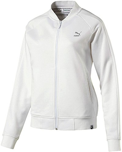 Classics Puma Logo nbsp;track Bianco Chaqueta Jaket T7 PS4wxdS