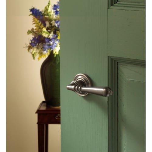 Baldwin Hardware 5107.151.MR Estate Nautical Lever Indoor Door
