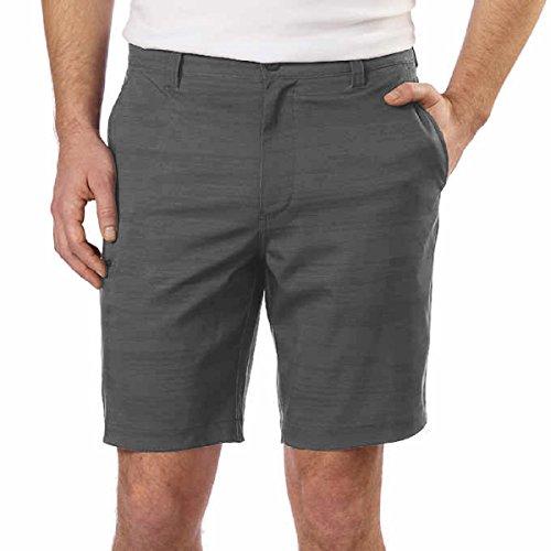 Hawke & Co. Men's Performance Cargo Short with Flex Waist Size 40