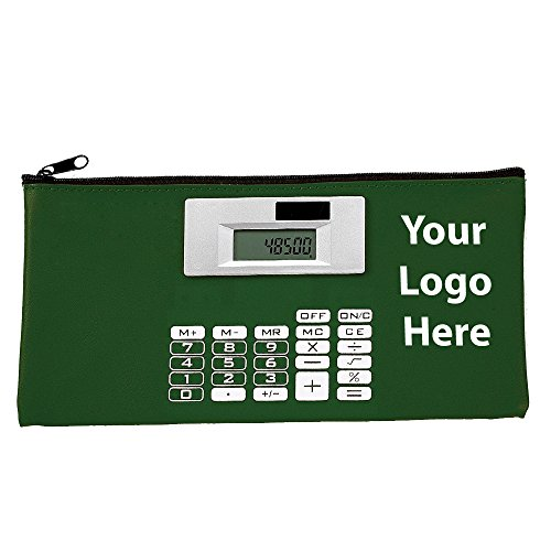 CLOSEOUT - Calculator Buddy - 100 Quantity - $3.25 Each - PROMOTIONAL PRODUCT / BULK / Branded with YOUR LOGO / CUSTOMIZED by Sunrise Identity