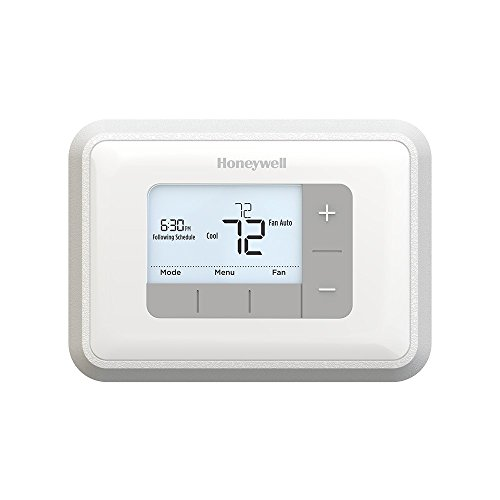 2 Day Programmable Thermostat - Honeywell RTH6360D1002/E Programmable Thermostat, 5-2 Schedule