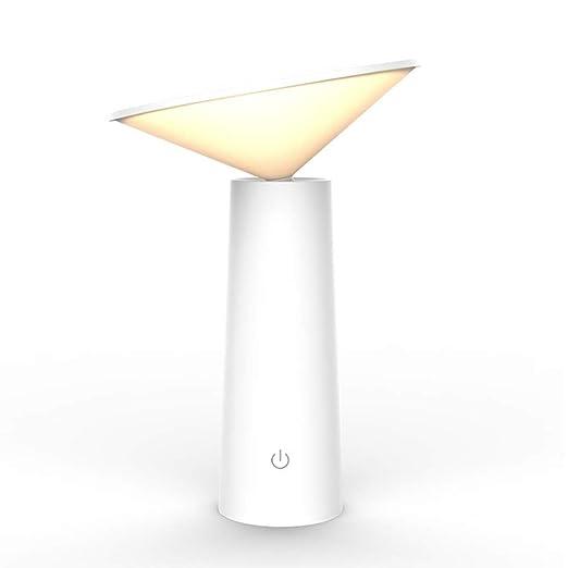 Lámpara de mesa Lámpara de escritorio LED Con un estilo de cabeza ...