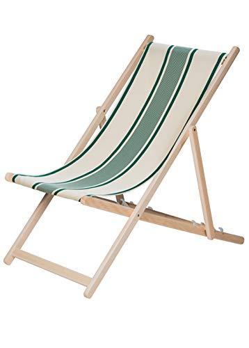 Tumbona silla mecedora de Chile Sunbrella Calypso - Lienzos ...