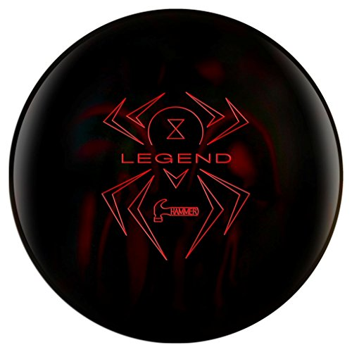 Hammer Black Widow Legend Bowling Ball (15lbs)