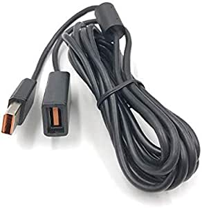 2.75M Power Supply Charger Extension Cable Line for Xbox 360 Slim Kinect Sensor Extended Cord