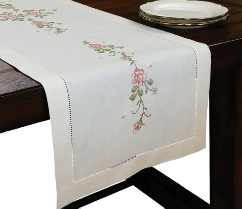 Xia Home Fashions XD54009 Embroidery