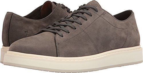 - FRYE Men's Mercer Low Lace Slate Soft Italian Nubuck Oxford