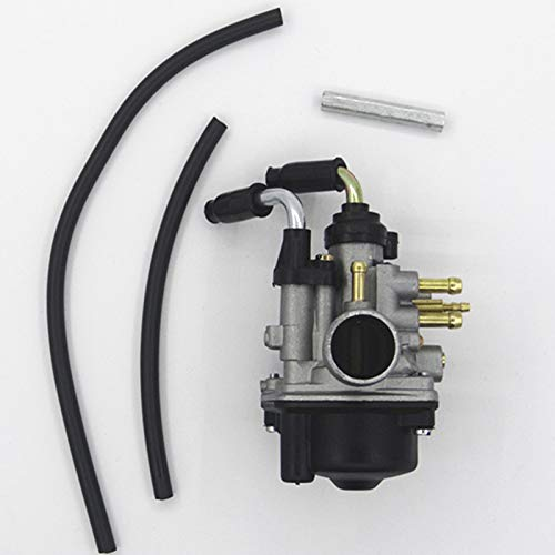 HuoPu Carburador Carb 17.5 Tipo Phbn Peugeot RIVIERO XP6 DERBI Carrizo Minarelli AM6 50