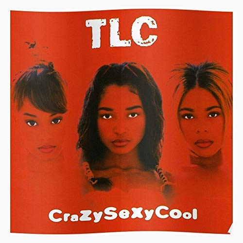 "TLC Poster Wall Print 24/"" x 36/"" inch 1"
