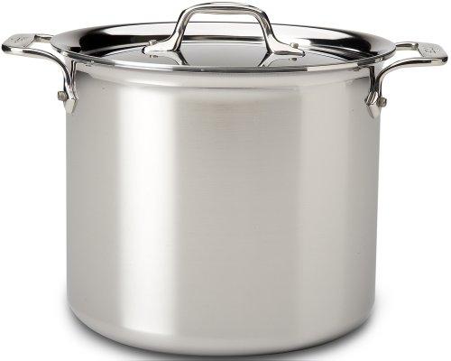 12 Quart Stainless Multi Cooker - 8