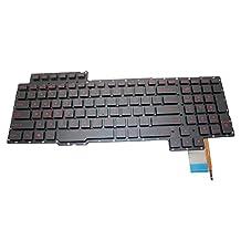 wangpeng® New Asus ROG G752 G752VL G752VT G752VY Series Laptop Keyboard US Backlit Black