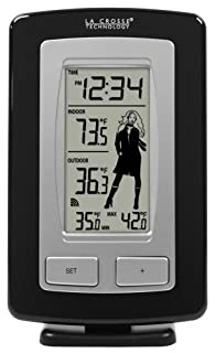 La Crosse Technology WS-9760U-IT-CBP Wireless Forecast Station with Advanced icon (B003LZ09C0) | Amazon price tracker / tracking, Amazon price history charts, Amazon price watches, Amazon price drop alerts