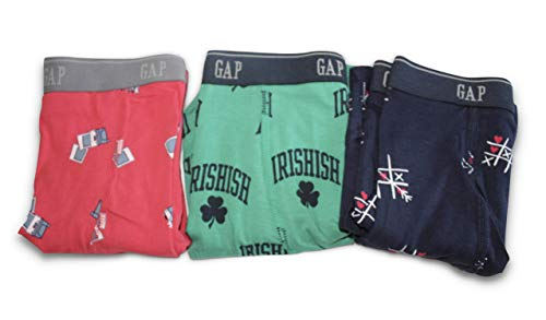 GAP Mens 3-Pair No-Fly 4