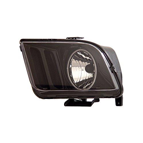 Ford Mustang 05-09 Headlight Halo Black (CCFL)