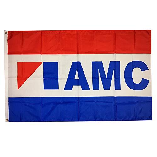 Annfly Jeep AMC Flag Banner 3X5FT Man Cave Car Show Garage Wall