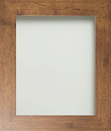 Gris photo cadres équipés de verre par frame company
