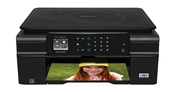 Amazon.com: Brother MFCJ285DW Wireless Foto de color ...