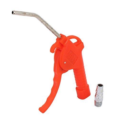 eDealMax 230mm de largo tubo doblado soplado de aire Blow plumero del arma Extraccin de limpieza con herramienta AR-TS