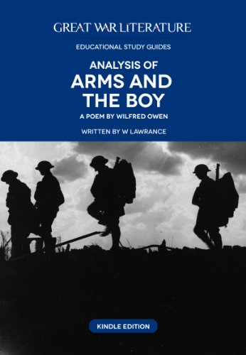 Analysis of Arms and the Boy
