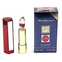 Barra de labios One North Beauty Kailijumei Original con infusión de flores en el interior, rojo llama