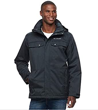 Columbia Men's Thermal Coil Hooded Jacket at Amazon Men's