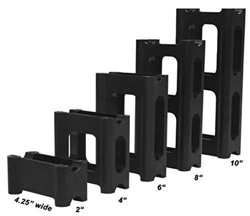 Riser Style (PowerMadd 45536 Pivot Style Riser Block for Arctic Cat and Yamaha - 10