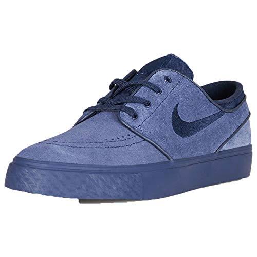 Nike Men's Zoom Stefan Janoski Skate Shoe (9 D(M) US, Obsidian/Obsidian)