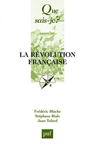La Revolution Francaise (P)