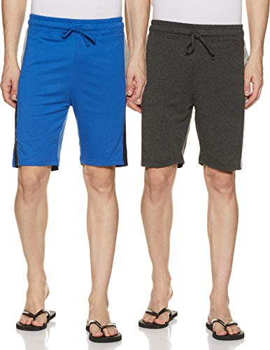 Amazon Brand – Symbol Men's Relaxed Fit Cotton Shorts
