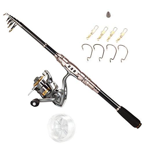 Sea Bass Rod - 9