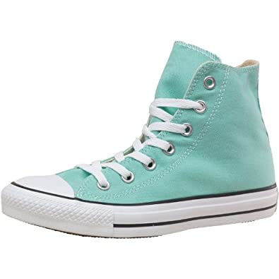 Womens Converse CT All Star Hi Turquoise Girls Ladies (7 UK 7 Euro 40 US  9)  Amazon.co.uk  Shoes   Bags 626bea78c