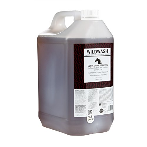 wildwash Haustier Ultra Shine Horse Shampoo 5Liter