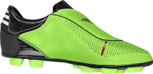 adidas F10I TRX HG botas de fútbol para, hombre, grün - schwarz - weiß
