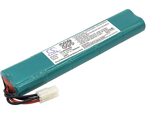 Battery Replacement for MEDTRONIC Lifepak 20, LP20, Physio-Control Lifepak 20 Part NO 11141-000068, 14200330, 3200497-000 by Bomibattery
