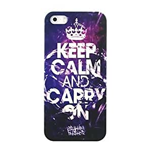 DD Neon Night Pattern Hard Case for iPhone 4/4S