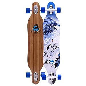 Arbor Axis Bamboo Complete Longboard 2010 40in
