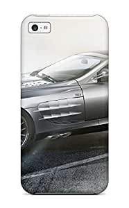 Hot LYyowVi5202uaqup 2009 Mercedes Benz Slr Mclaren Roadster Tpu Case Cover Compatible With Iphone 5c